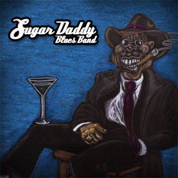 Sugar Daddy Blues Band, Greenville, SC